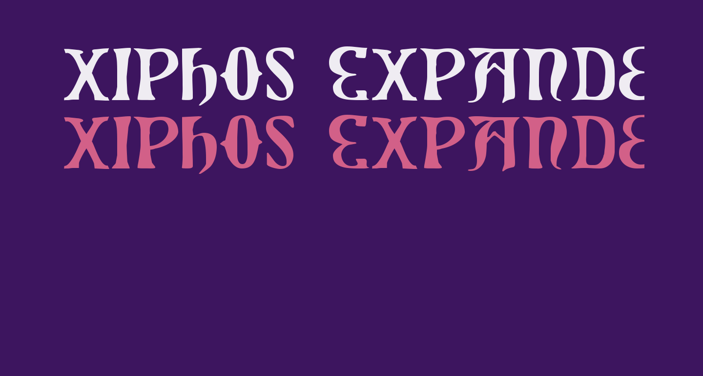 Xiphos Expanded