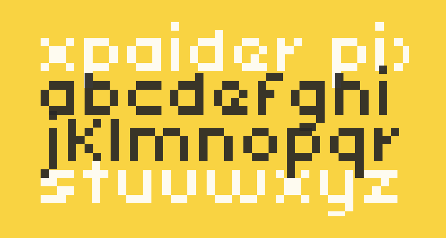 xpaider pixel explosion 01