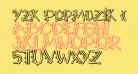 Y2K PopMuzik Outline AOE