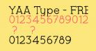 YAA Type - FREE