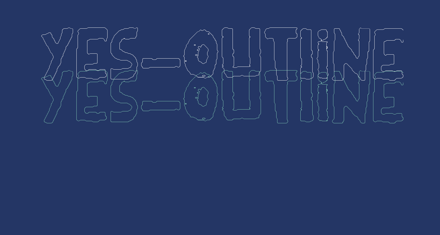 YES_outline Book