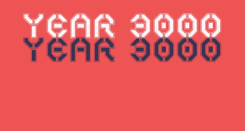 Year 3000 Pro