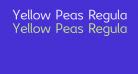 Yellow Peas Regular