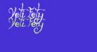 Yeti Fety