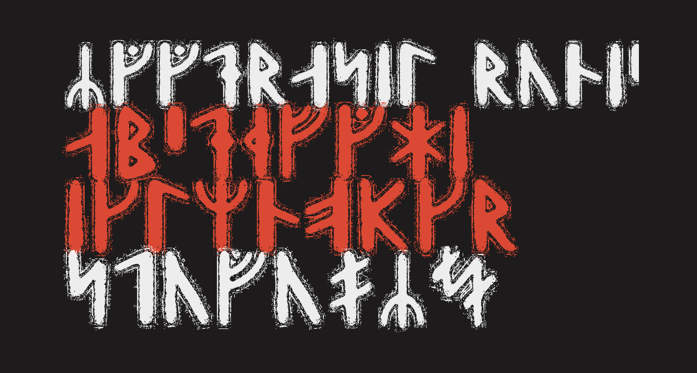 Yggdrasil Runic