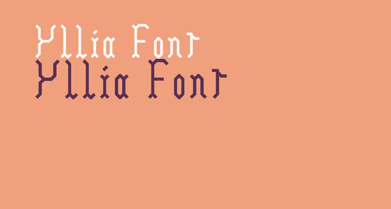 Yllia