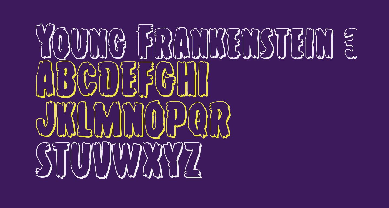 Young Frankenstein 3D Regular