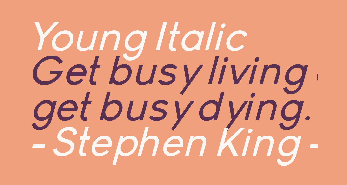 Young Italic