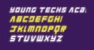 Young Techs Academy Italic