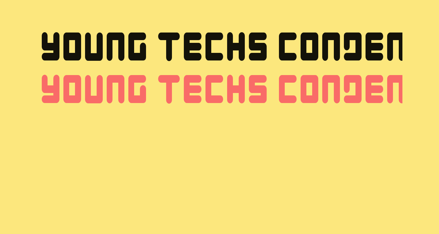 Young Techs Condensed