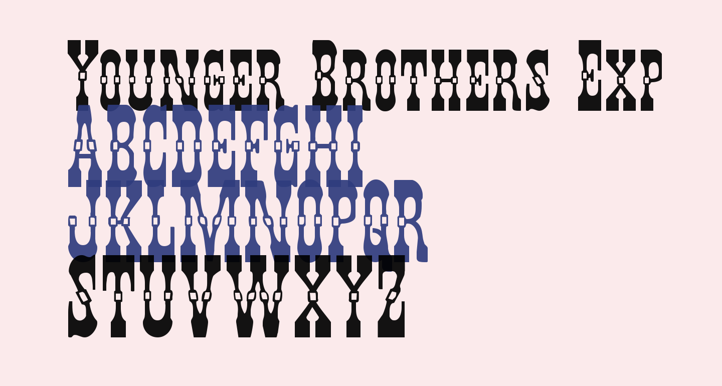 Younger Brothers Expanded