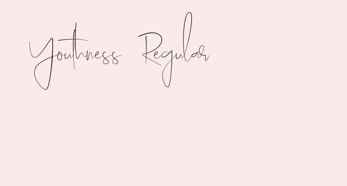 Youthness-Regular