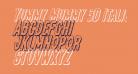 Yummy Mummy 3D Italic