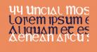 YY Uncial Most Irish