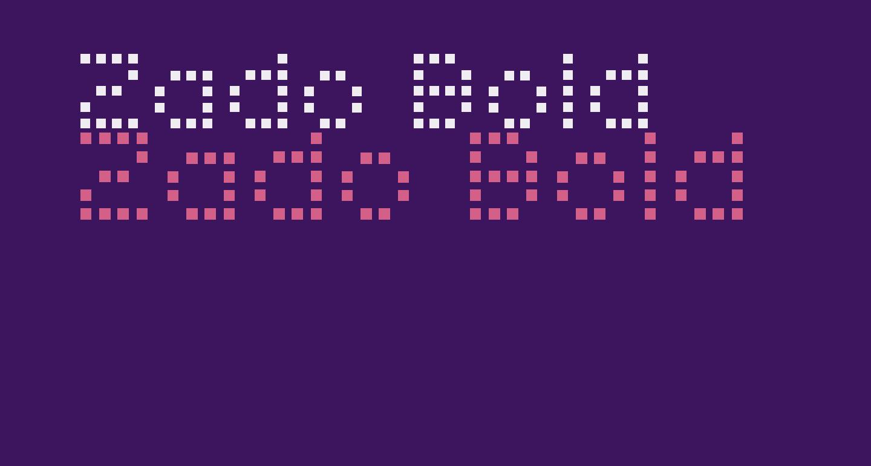 Zado Bold