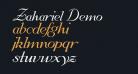 Zahariel Demo