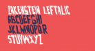 Zakenstein Leftalic