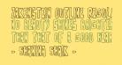 Zakenstein Outline Regular