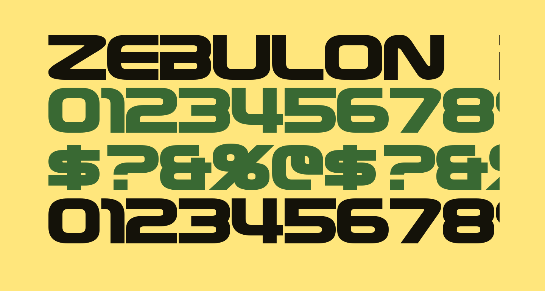 Zebulon Bold