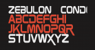 Zebulon Condensed