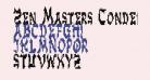 Zen Masters Condensed