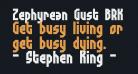 Zephyrean Gust BRK
