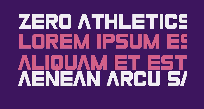 Zero Athletics