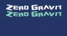 Zero Gravity Extended Bold