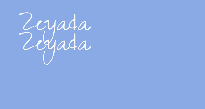 Zeyada