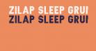 Zilap Sleep Grunge