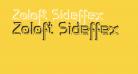 Zoloft Sideffex