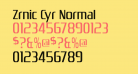 Zrnic Cyr Normal