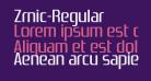 Zrnic-Regular