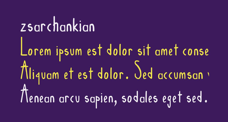 zsarchankian