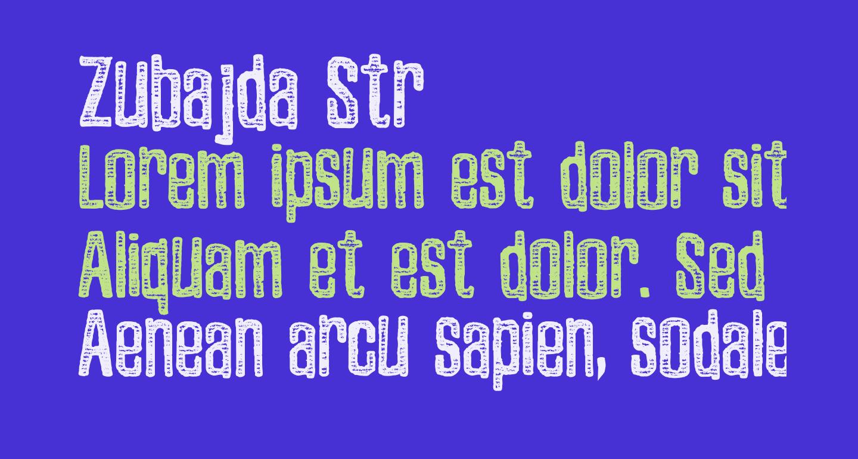Zubajda Str