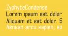 ZyphyteCondense