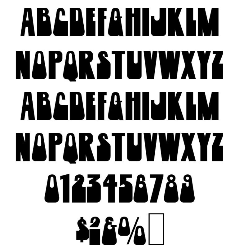 Pictor font
