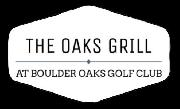 experts please what font? 'The oaks grill'