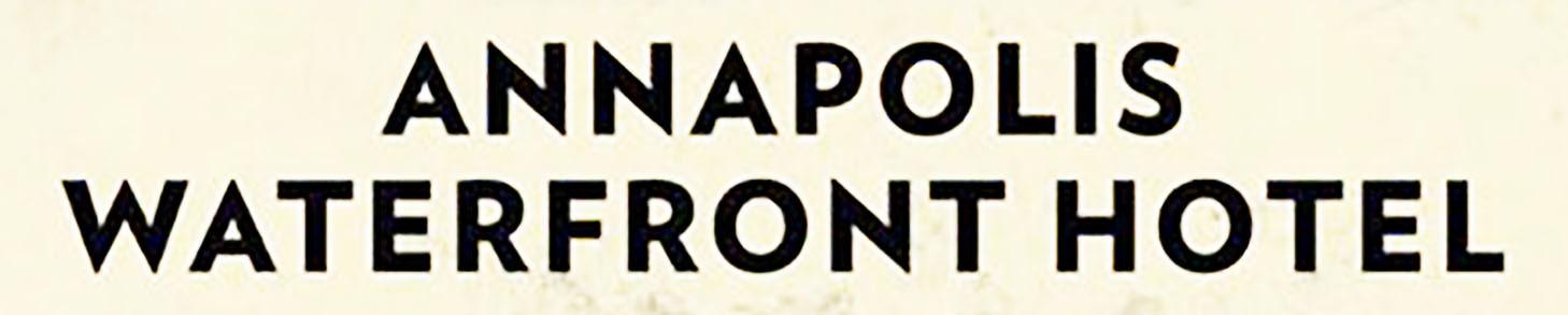 Annapolis Hotel