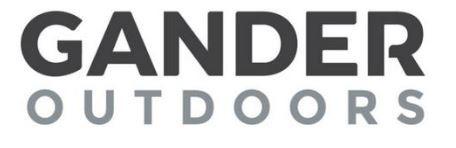 Gander Outdoors Font