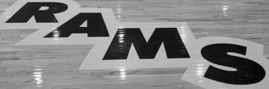 Basketball Court Text