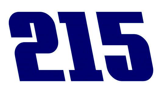 NASCAR Video Game Number Font