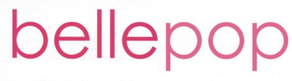 Bellepop font