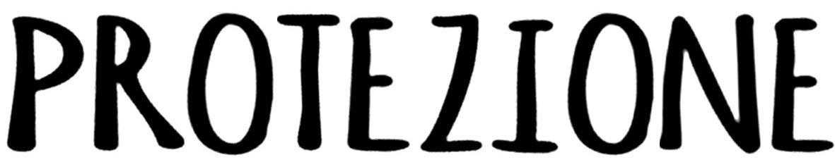 id font please PROTEZIONE