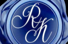 experts please what font for 'RK'