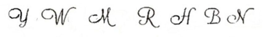 OK.  WHAT IS THIS MYSTERIOUS FONT?