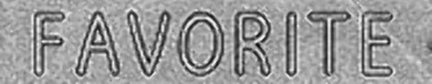 Does anyone know this font? - FAVORITE