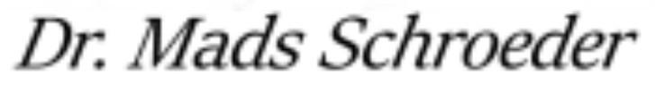 Dr.Mads Schroeder