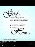 What font is God and Him?