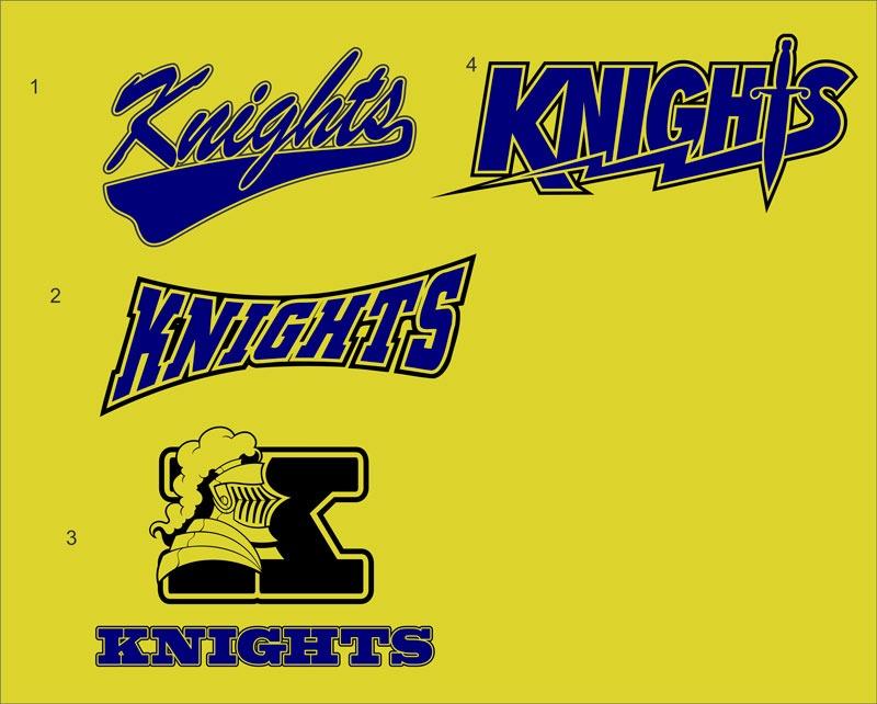 Knights fonts
